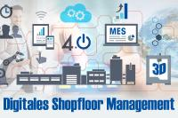 Digitales Shopfloor Management