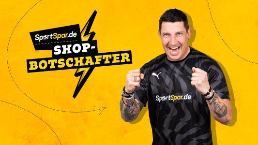 Stefan Kretzschmar ist neuer Shopbotschafter von SportSpar.de