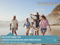 Deutsche Arzt AG - ABJETZT/DE - Aktiv sein, aktiv bleiben