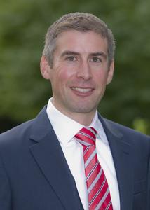Das Portraitfoto zeigt den WJS-Vorsitzenden 2013/2014: Dr. Jörg Rupp. Foto:  Becker & Bredel