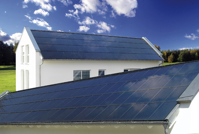 CIS photovoltaic modules from Würth Solar replace roof tiles