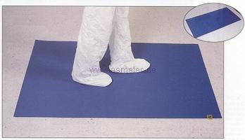 antibakterielle Staubbindematten zur Verwendung im Labor und Krankenhaus