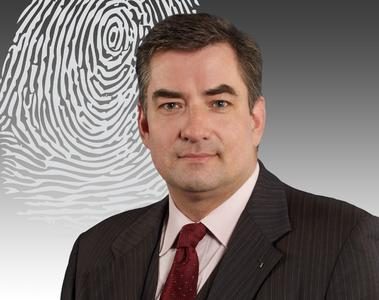 """Alexander Nouak, Chairman of """"European Associa-tion for Biometrics"""" EAB and head of the """"Identification and Biometrics"""" competence center at Fraunhofer IGD (Copyright: Fraunhofer IGD)"""