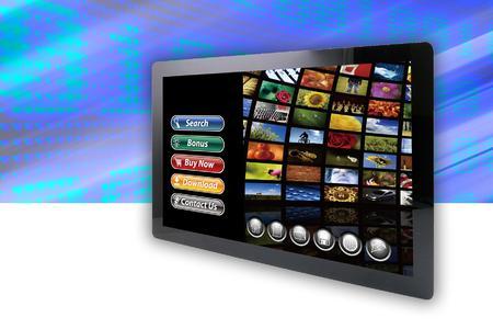 MSC Technologies stellt Open Frame Tablet-Serie von Avalue mit PCAP Touch-Technologie und integriertem WLAN vor