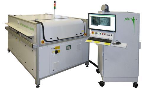 pi4 EL Automatic Insprection System für PV Module