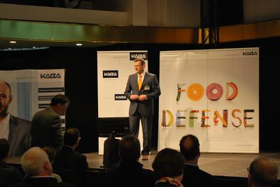 Kaba Day Spezial Food Defense sehr gut besucht