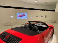 Porsche 911 im Porsche-Museum