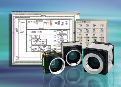 uEye® Cameras: Now also Available as Virtual Instruments for LabVIEW
