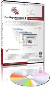 """Jetzt mit Microsofts begehrtem """"Certified for Windows Vista""""-Siegel: FastReport Studio"""