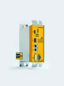 The Baumüller servo controller b maXX 3300 is ideal for highly dynamic applications