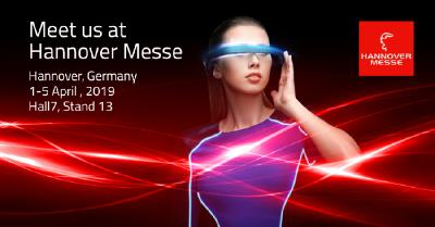 The Future of Manufacturing at Hannover Messe