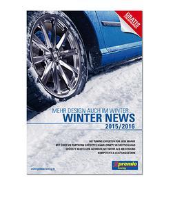 Premio Tuning Winter News