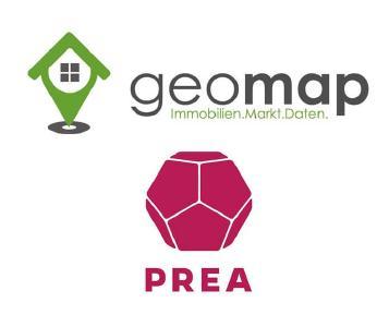 Logo geomap PREA