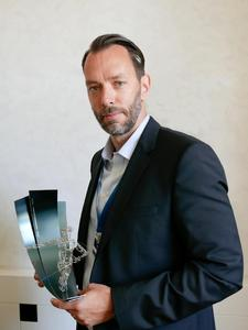 """Dr. Alexander Sagel, Head of KSPG's Hardparts division: """" Strong interest by customers in steel piston technology."""""""