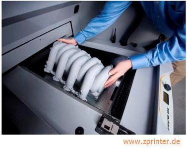 ZPrinter 850 neuer riesiger 3D-Drucker