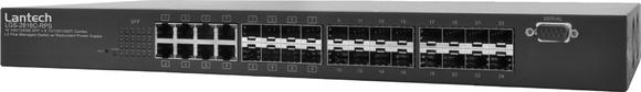 Lantech's new core switch for rough environment now available