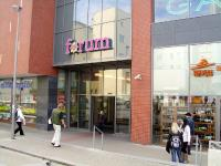 """Wenn Ihr Einkaufszentrum """"Forum"""" heißt, ist die Forum-Domain die passende Domain für Sie"""