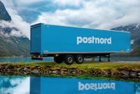 PostNord has decided to use 51 new Kögel Box dry freight box bodies for inter-hub transports