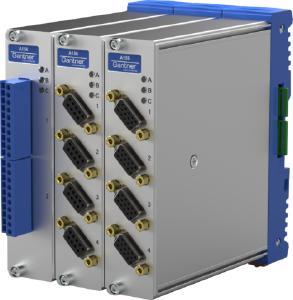 4-kanalige Trägerfrequenz-Module A156 für Induktivaufnehmer und DMS