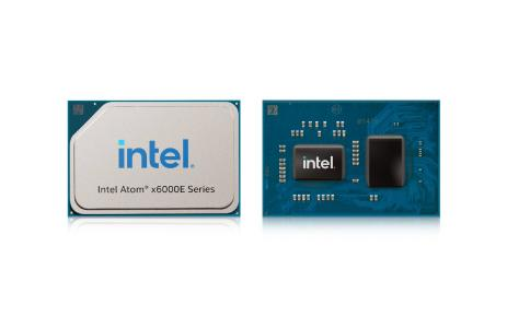 Intel Atom x6000E – Prozessorplattform für künftige IoT-Anwendungen.