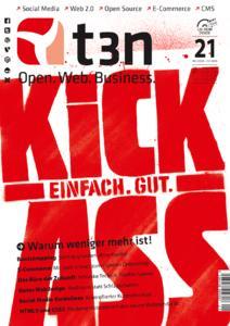 Cover t3n Magazin Nr. 21