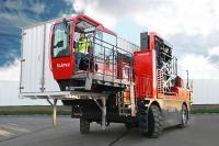 Containerlifter: Speziallösungen für effiziente Intralogistik zählen zu den Kernkompetenzen von Bulmor