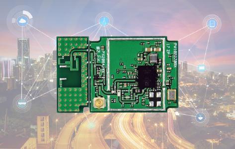 SDIO Modul von Silex für das IoT