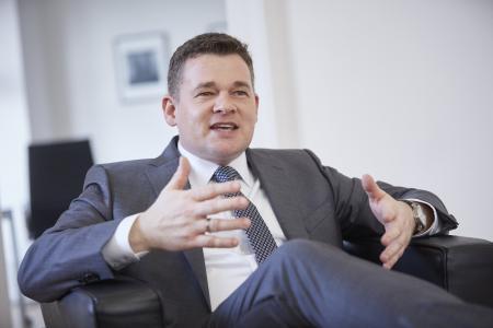 Kai Fürderer, Geschäftsführer in der QIDF-Gruppe
