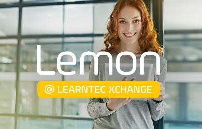 LEARNTEC xChange Roundtable mit Lemon Systems