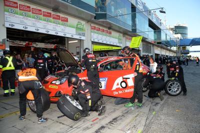 Erfolgreiche Premiere von A.T.U bei den 24h Nürburgring