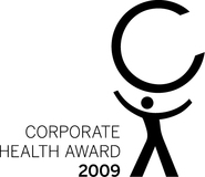 Corporate Health Award 2009