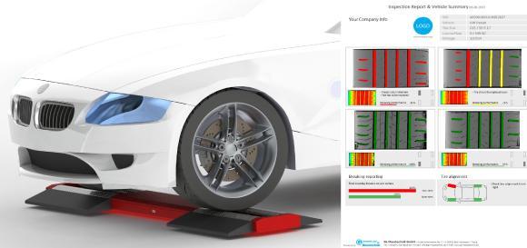 Realistische Reifenprofilmessungen schnell und einfach!!