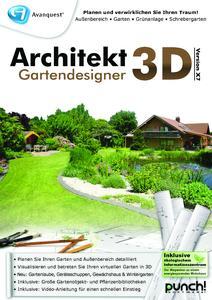 Ideal für die Planung der eigenen vier Wände: Architekt 3D X7 (Gartendesigner)