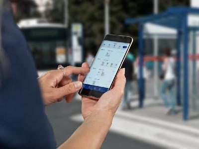 Entwicklung einer Mobilitäts-App mit weiterem Ausbau bis zur Mobilitätsplattform