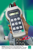 Mobile Hand-Held Milliohmmeter for Service, Lab and Field Applications
