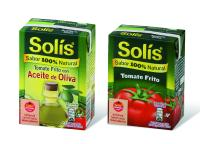50 years of Solís - acting responsibly includes  the choice of packaging