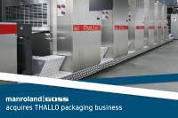 Bild 3: manroland Goss Gruppe erwirbt Thallo Verpackungsdruckgeschäft