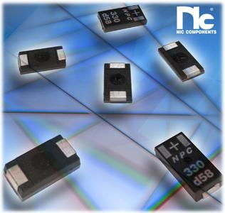 NPC-series Flat Chip Solid Electrolyte Capacitor