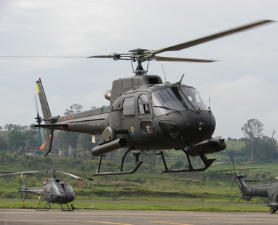 Eurocopter's Helibras subsidiary to modernize 36 AS350 Ecureuil helicopters operated by the Brazilian Army Aviation Command