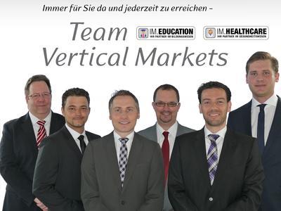 Ingram Micro - Team Vertical Mai 2013