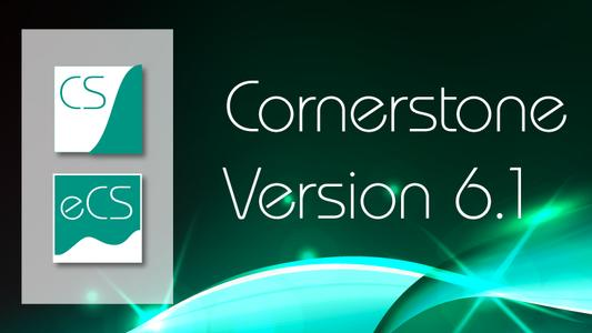 Cornerstone Version 6.1