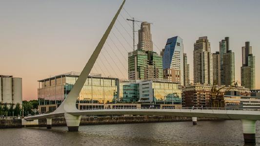 Argentinien: Modernes Land mit großen Importen und Exporten
