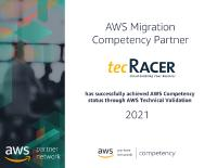 AWS Migration Competency Certificate