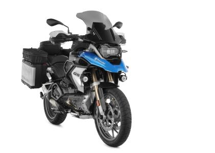 BMW R 1250 GS: Wunderlich delivers - just in time!