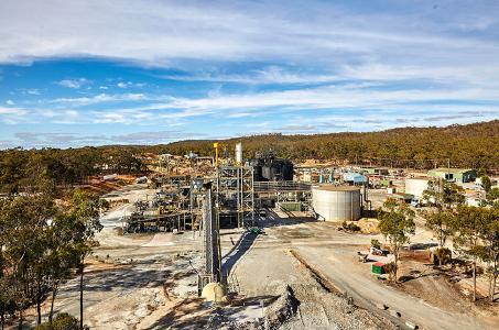 Australische Goldmine; Foto: Kirkland Lake Gold