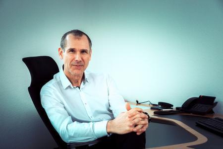Roland Müller, Projektleiter bei PKS Software