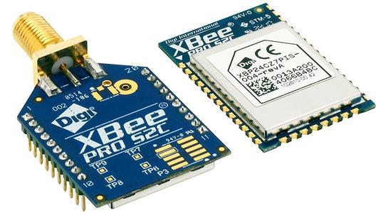 XBee ZigBee Module der Serie S2C