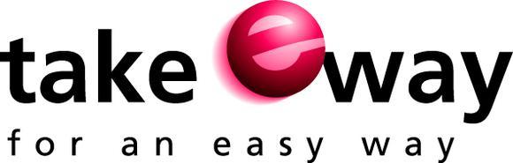 Logo take-e-way GmbH