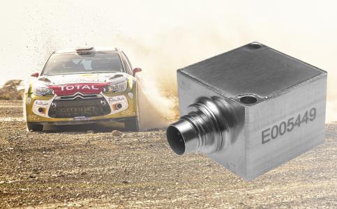 disynet Beschleunigungsaufnehmer - noch präziser, rauschärmer und temperaturunabhängiger!