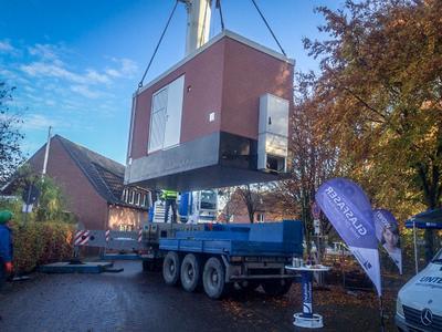 PoP-Aufbau Ottmarsbocholt